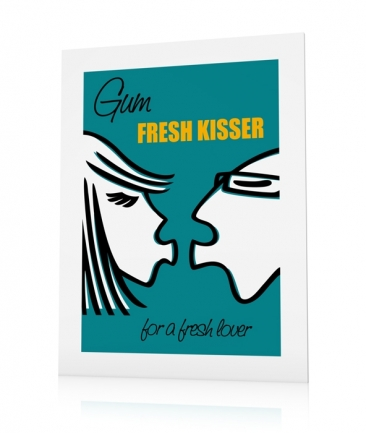 Kitchen posters Kisser