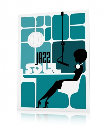 Poster jazz blue note Studio One