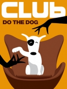 Poster chien ocre Do The Dog