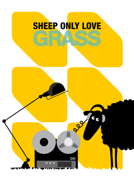 Stereo for Sheep