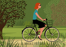 Cycle postcards