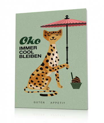 Tableau moderne animaux Oko