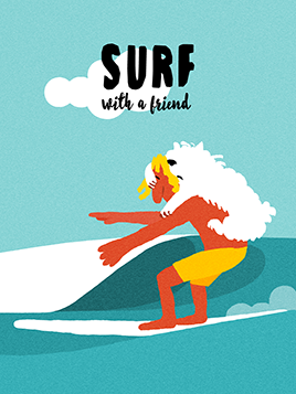Surf with